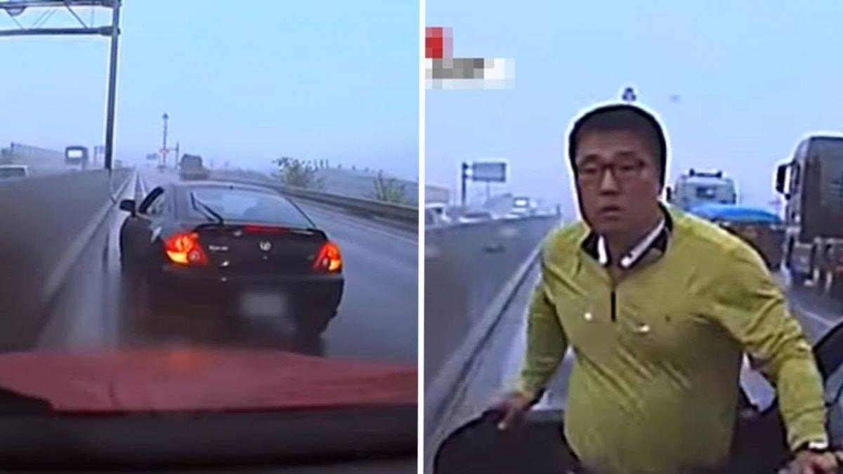 鄰車駕駛昏迷失控 他犧牲愛車救人!驚獲一輛新車