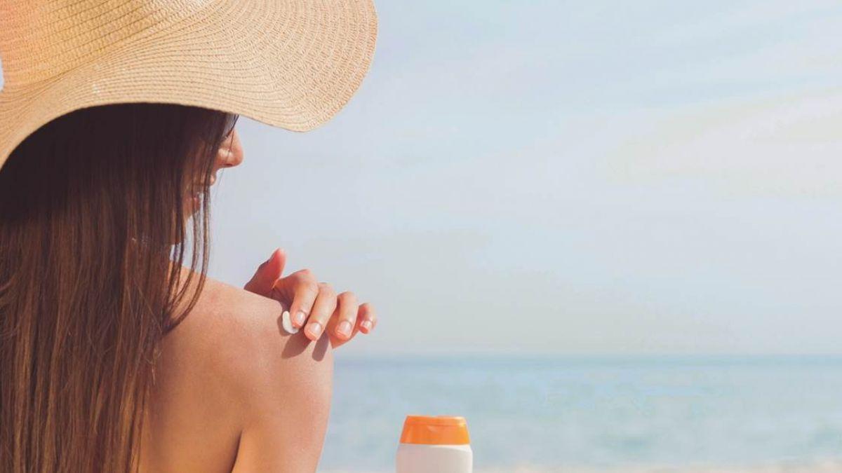 夏天大爆汗…多久該補擦防曬?紫外線攝影機實測告訴你!