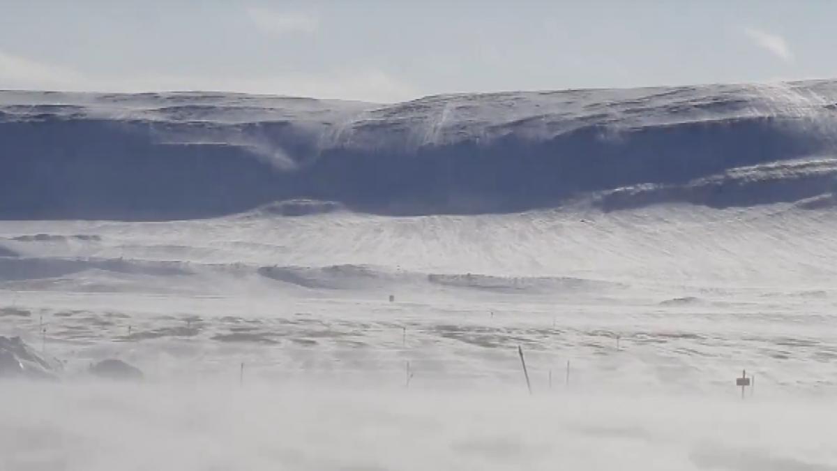 格陵蘭美軍基地 嚴酷環境難生存