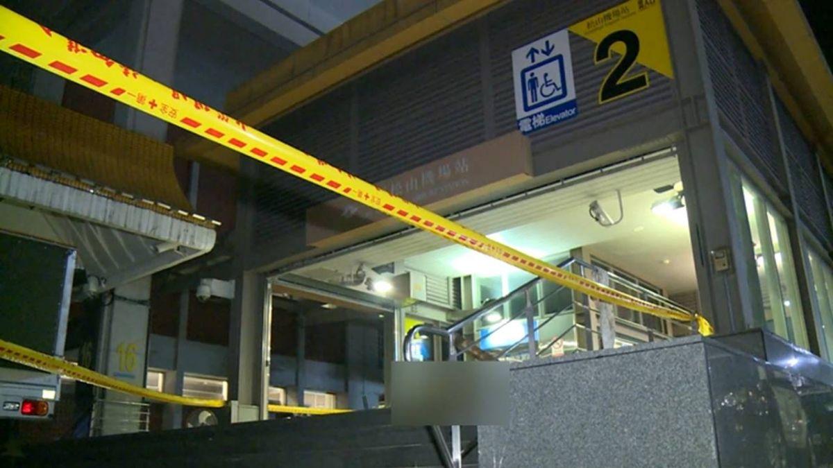 松山機場捷運…上百公斤水閘門滑落 女包商遭重壓亡!