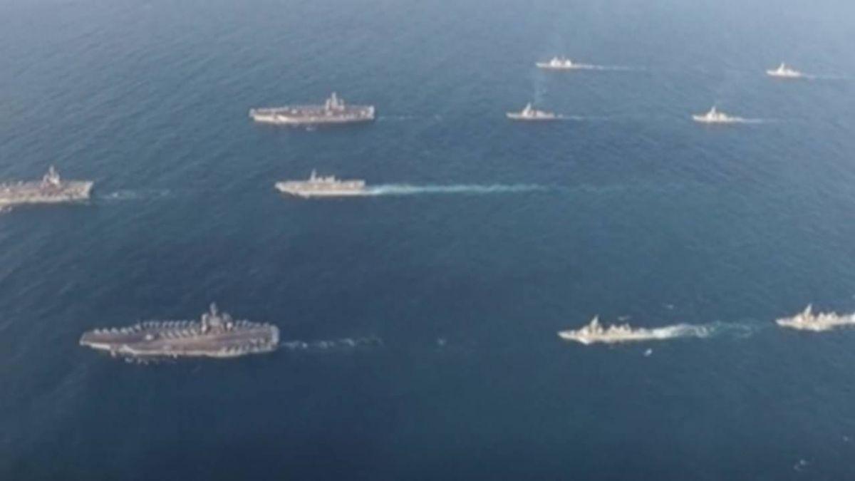 從寶萊塢延伸到好萊塢!美軍太平洋司令部 改名印太司令部