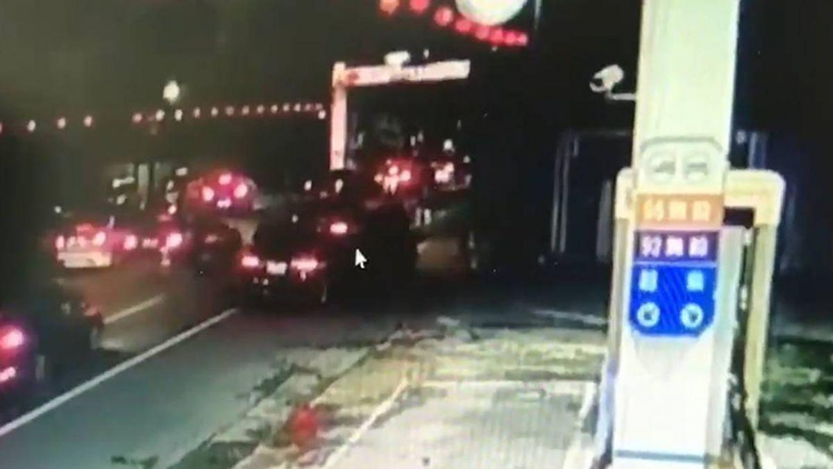 4車包夾!陸戰隊士兵遭當街擊斃 行凶畫面曝光