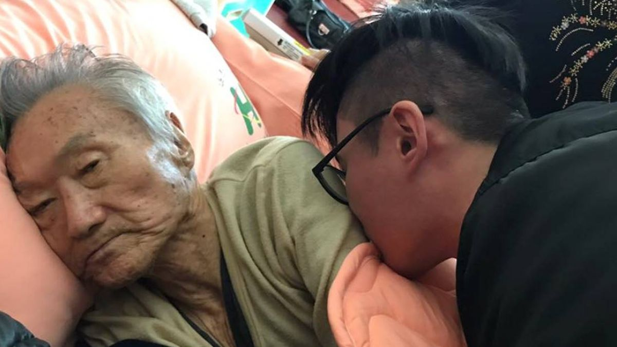 在瑞士骨折送醫!傅達仁安樂死日子訂了 「這次不會再回來」