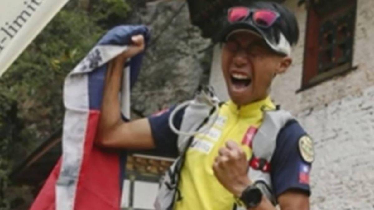 台灣超馬好手陳彥博 再奪不丹超馬總冠軍