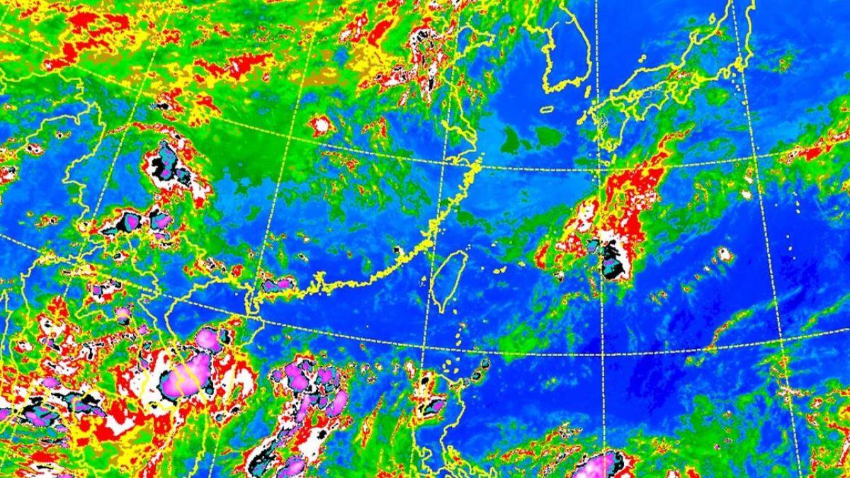 颱風最快今天形成!「颱風假」何時放?氣象局回應了