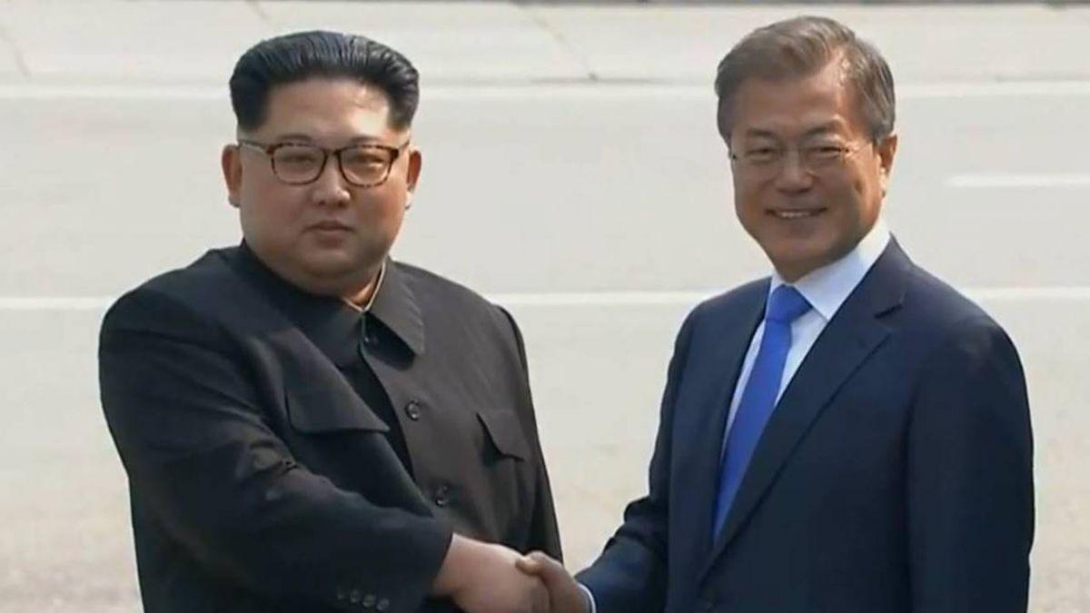 文在寅加入川金會!南北韓將連美共同宣告結束68年韓戰