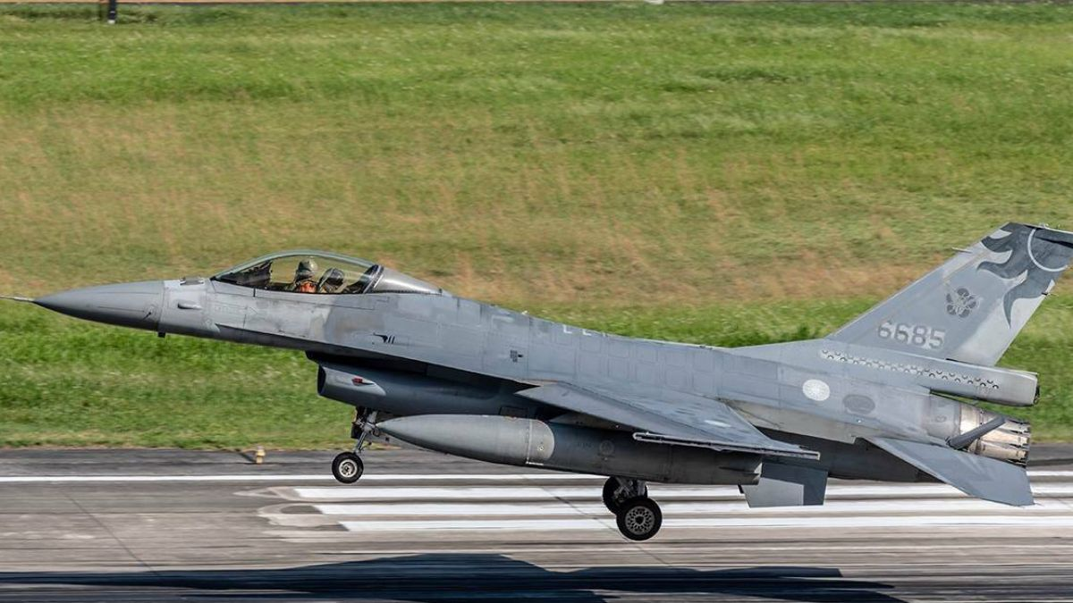 漢光演習34年釀12死!F16機型進行特檢「暫停演訓」