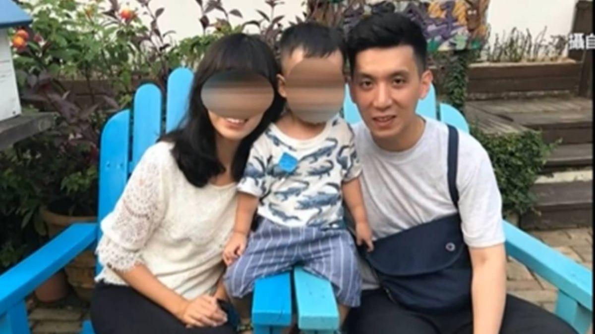 5年前跳傘逃死劫!F16飛官吳彥霆殉職 妻PO文:我跟兒子會堅強