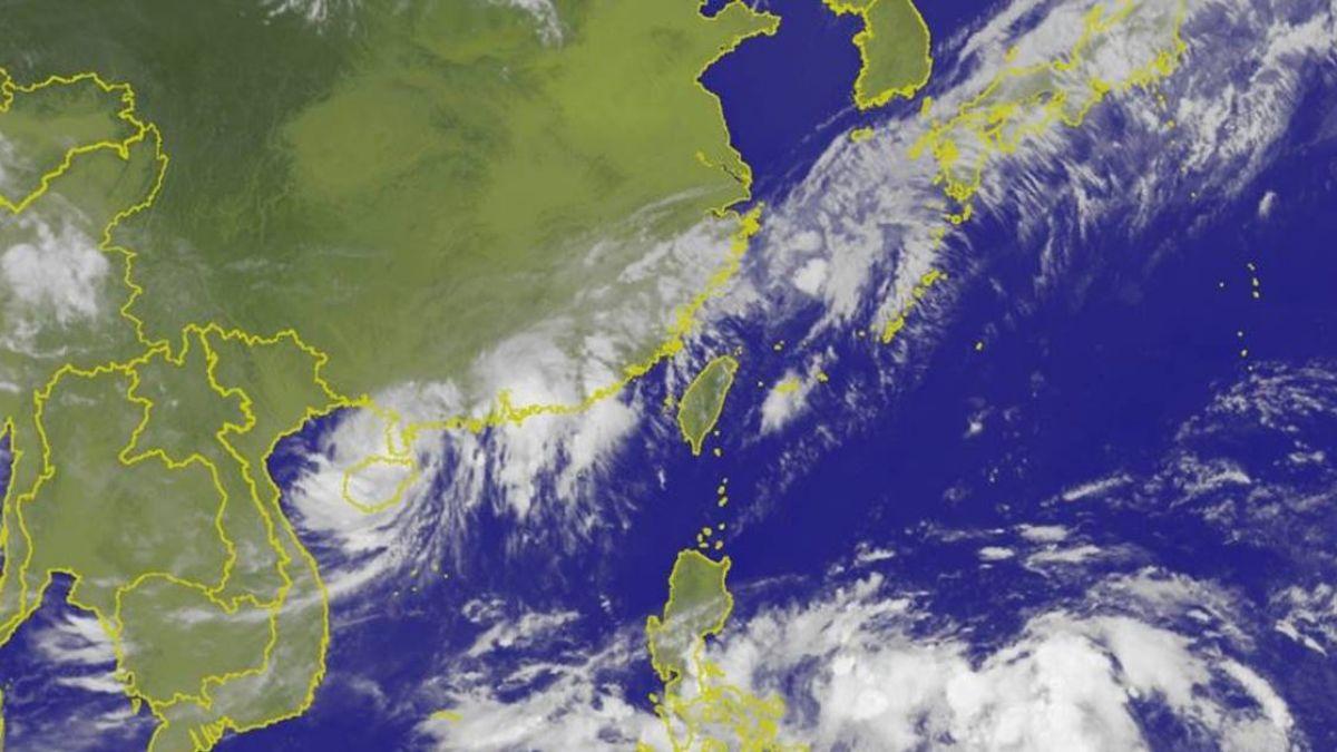今高溫午後有雨!4號颱「艾維尼」生成 氣象局曝未來動向