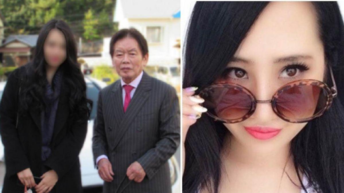 4000人斬富豪爆遭謀殺! 22歲巨乳妻「AV無碼照」曝光