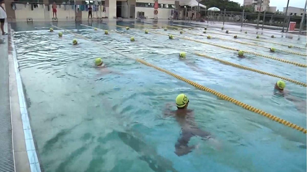 竹山消訓中心傳溺水 學員沉2米深水池獲救