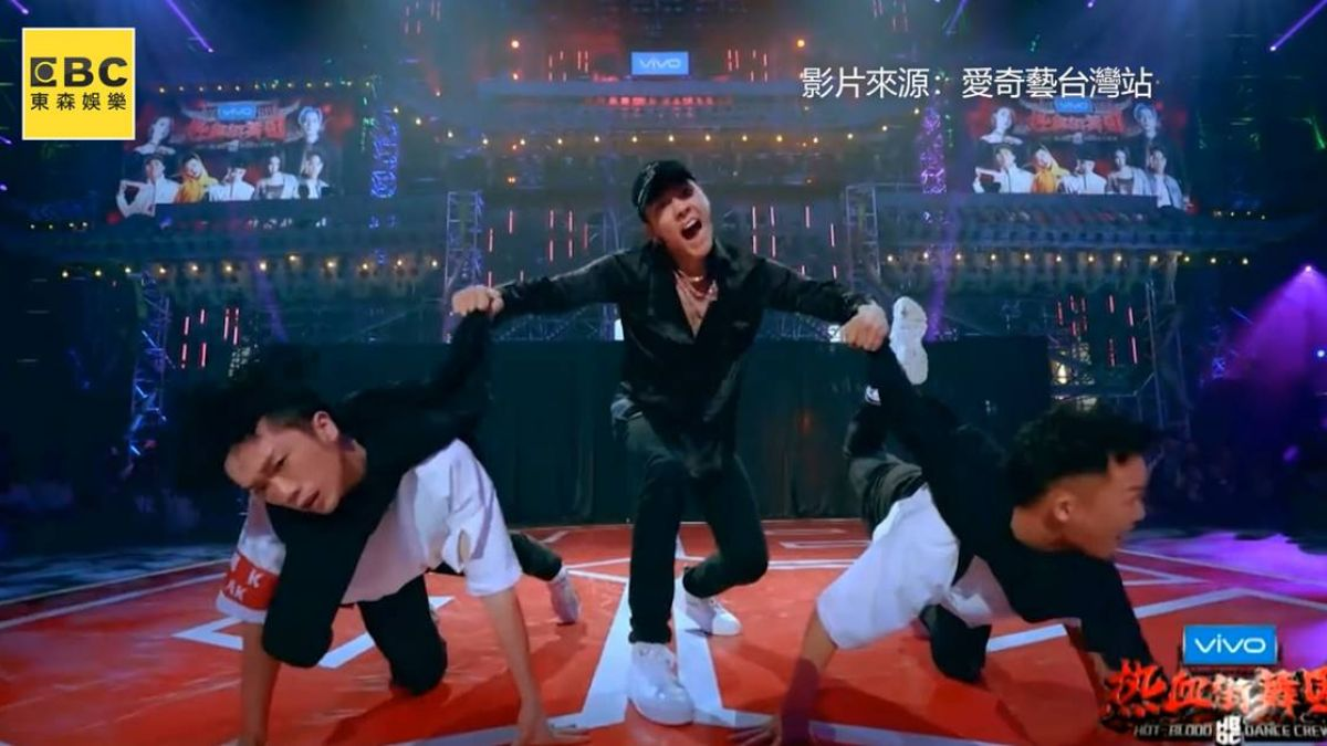 好精彩!陳偉霆火鍋戰隊戰敗 超有故事性和舞蹈技巧完美結合