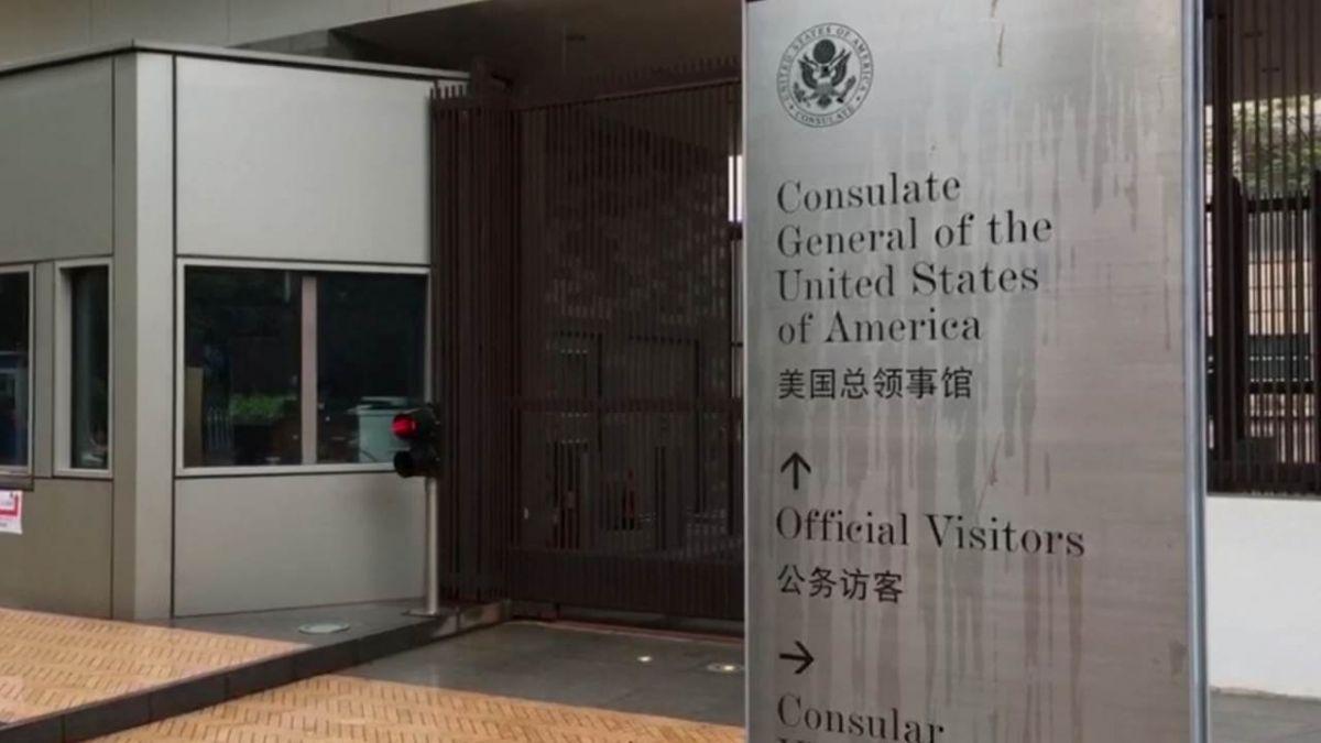 美駐廣州使館人員腦損噁心 疑遭聲波攻擊