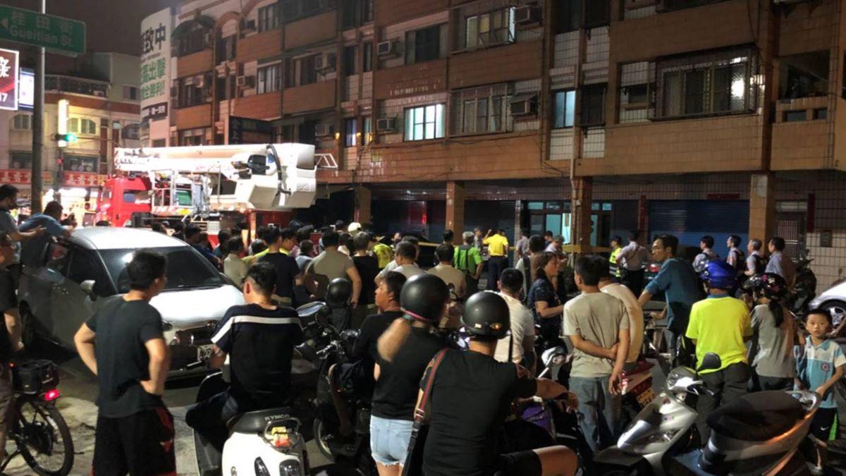 失控阿公揮刀猛砍妻致命危 警方對峙2小時逮捕嫌犯