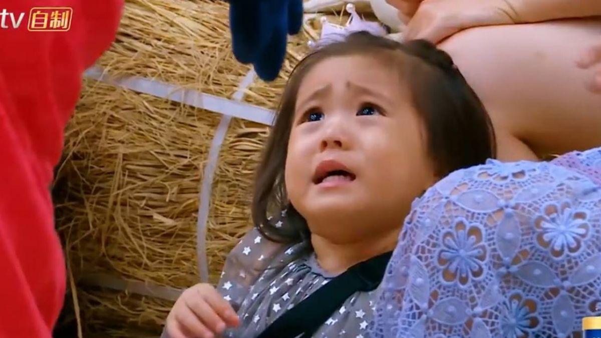 修杰楷扮「他」驚喜現身!咘咘被嚇哭奶音喊爸爸