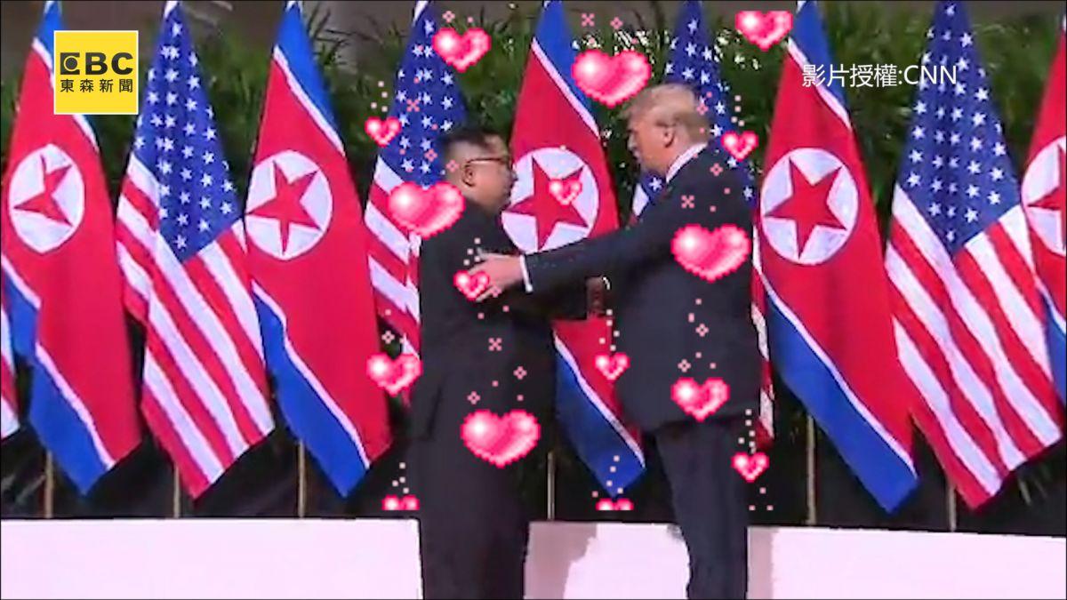 川金會大成功!美保障金氏政權 換取北韓完全去核