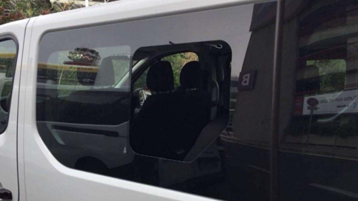 義大利度蜜月 離開一小時!車窗整個被拆下 90萬戰利品飛了