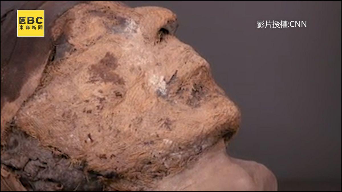 FBI破解百年之謎! 重新建構4000年前木乃伊DNA