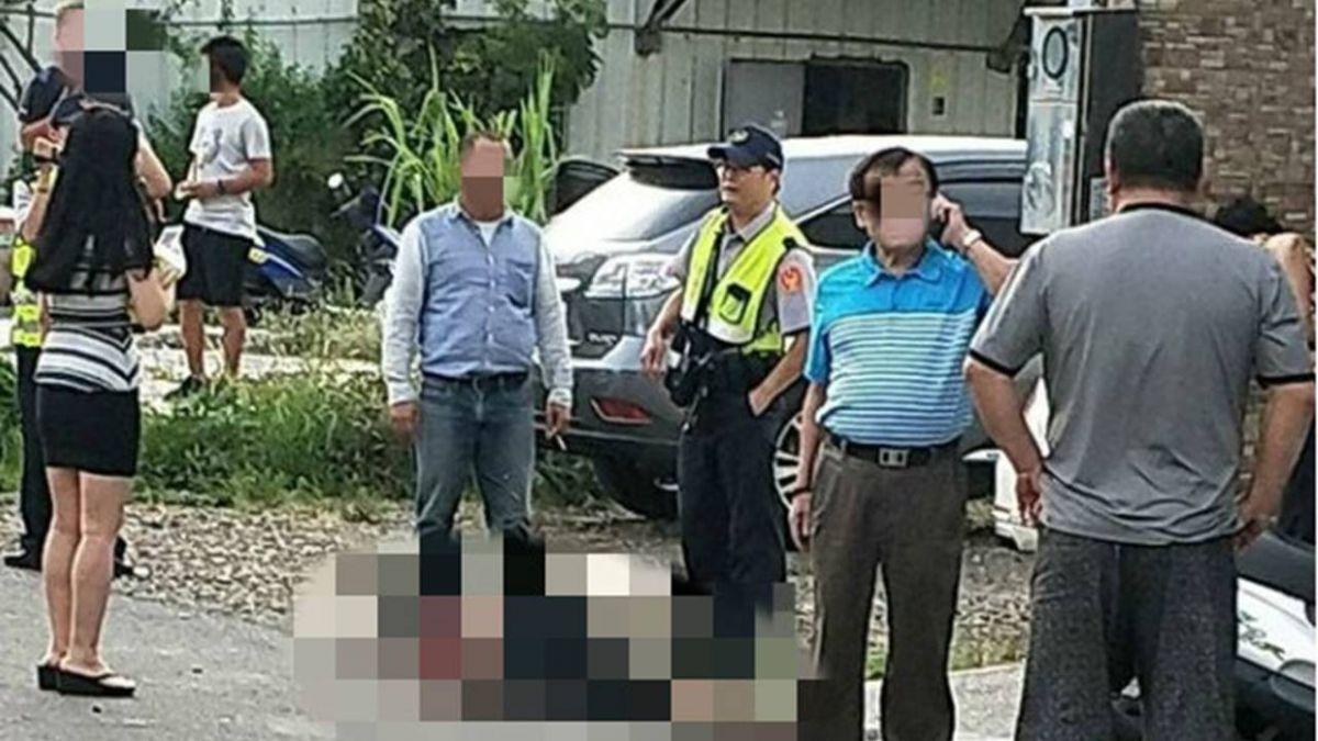 雲林男遭「行刑式」當街轟3槍 血流滿地身亡