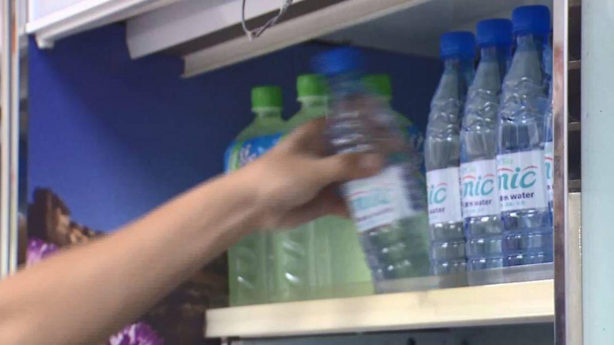 這款水先別喝!中油礦泉水使用過期原料 今緊急下架