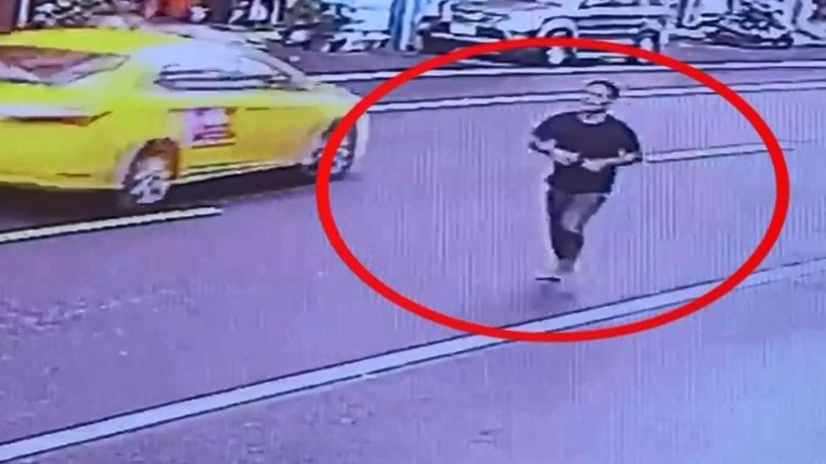 4月就曾襲警!奪槍通緝犯擁11發子彈逃竄 警全力搜捕中