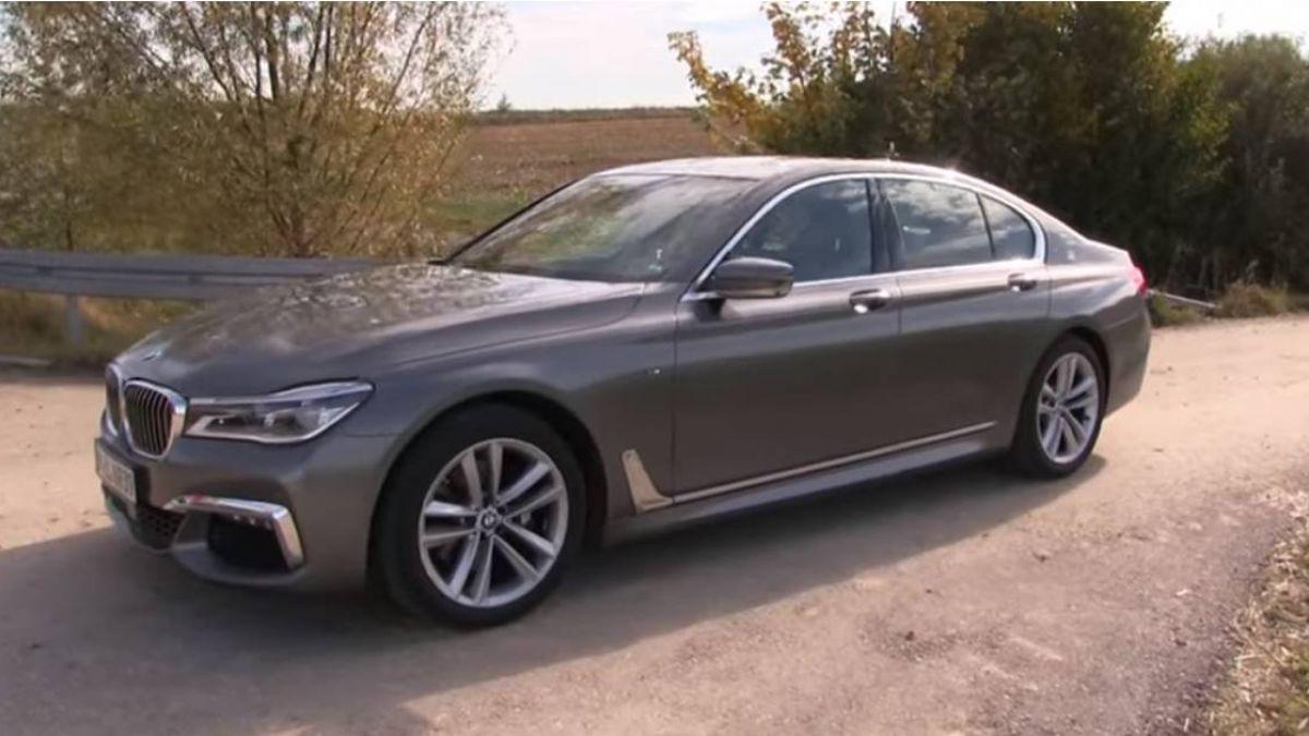 BMW大7遭電桿砸壞!中華電信拒賠128萬修車費 車主告贏了