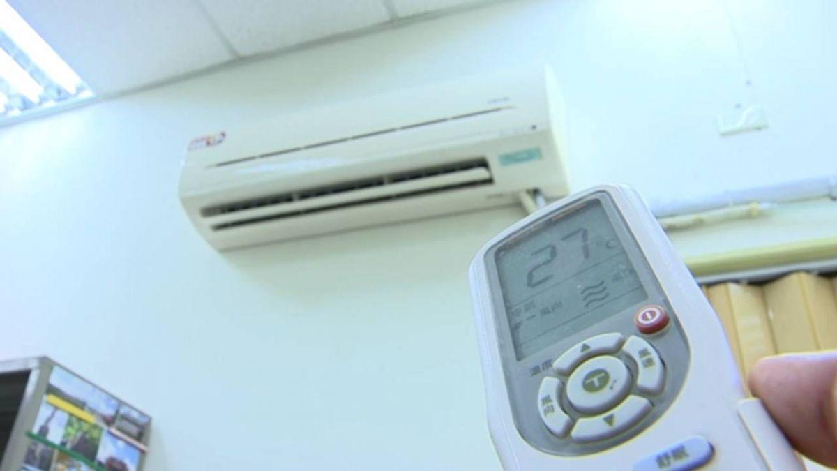 讓「中小學教室裝冷氣」 家長問需自募款七成?