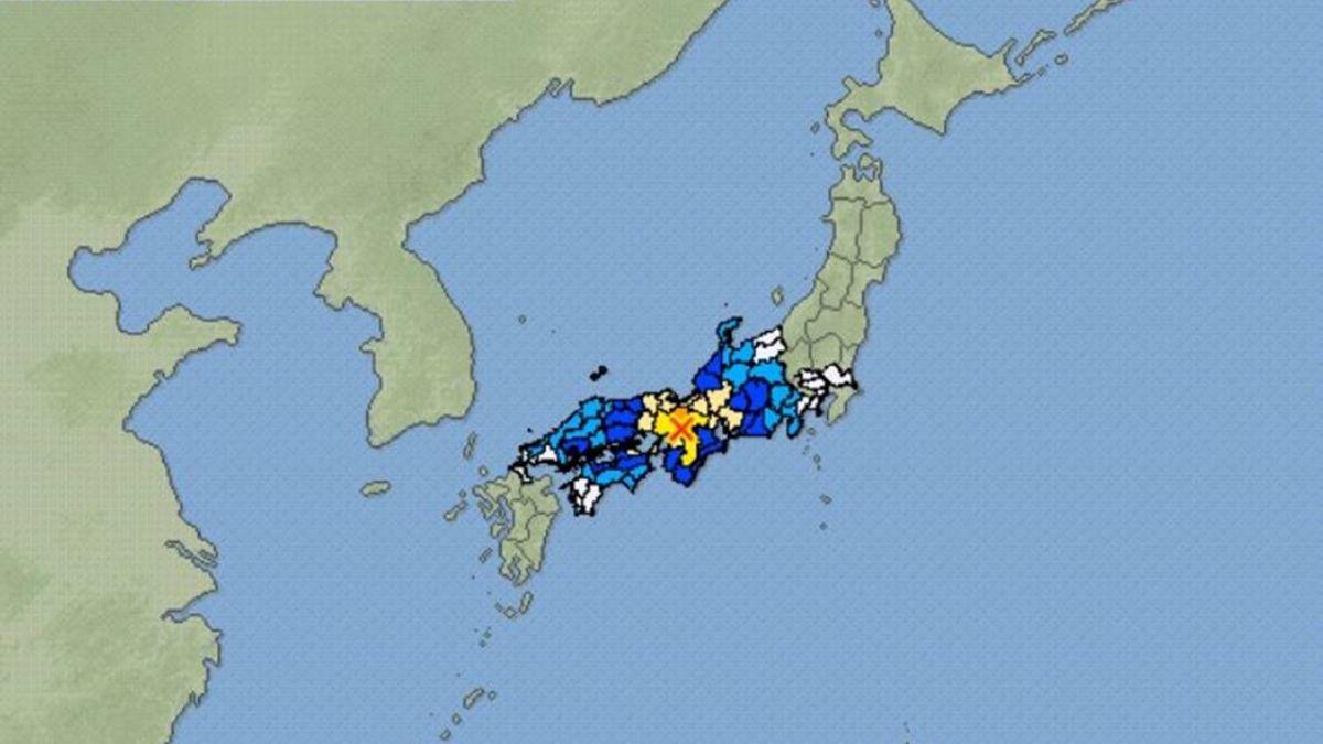 大阪6.1地震逾3死200傷 日民眾憂:地震周期到了?