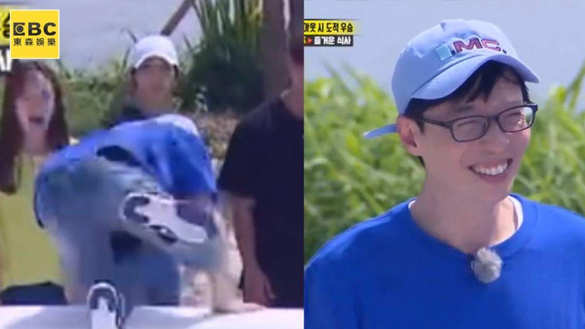 《RM》劉在錫發生意外!狠摔頭落地 「眉毛不見」送急診