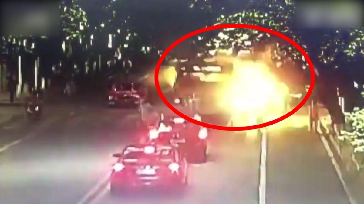 有人先逃?四川公車突爆炸 嫌犯藏炸藥 自己受重傷