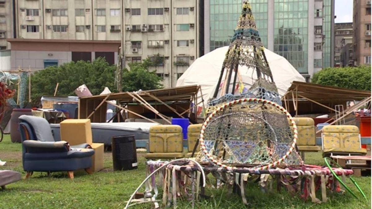 華山草原開放搭篷圓夢 附近居民:很吵、複雜