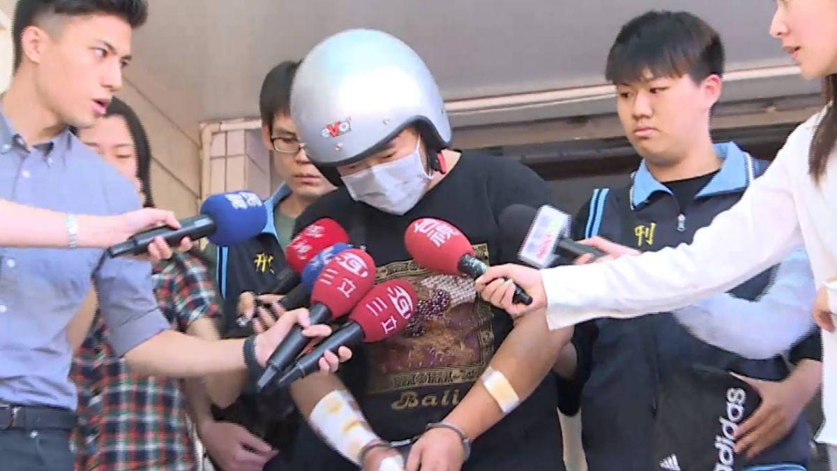 狠刺前女友!與警對峙阻救人 判刑15年