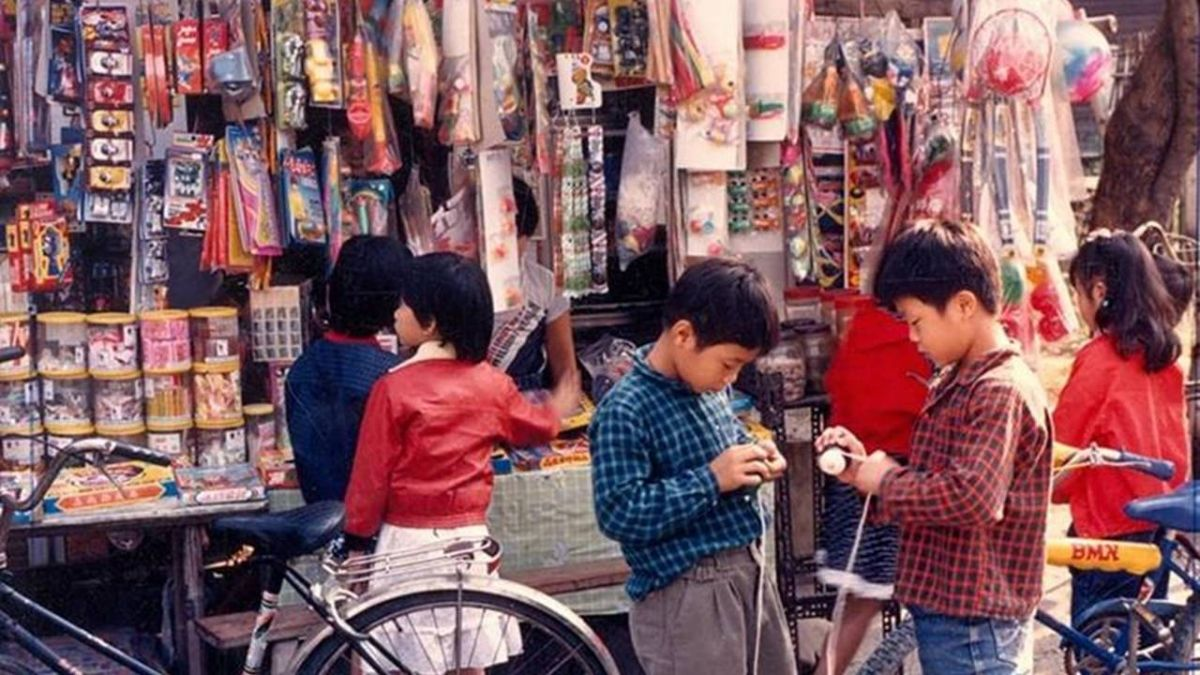 還記得柑仔糖嗎?時光機帶你回20世紀 重溫小時候吃的零嘴