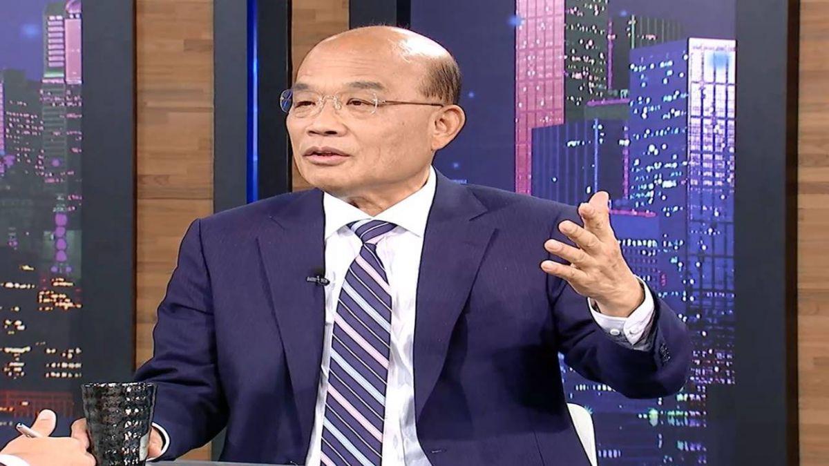 《東森新聞》專訪 老縣長蘇貞昌暢談戀愛史、電火球由來