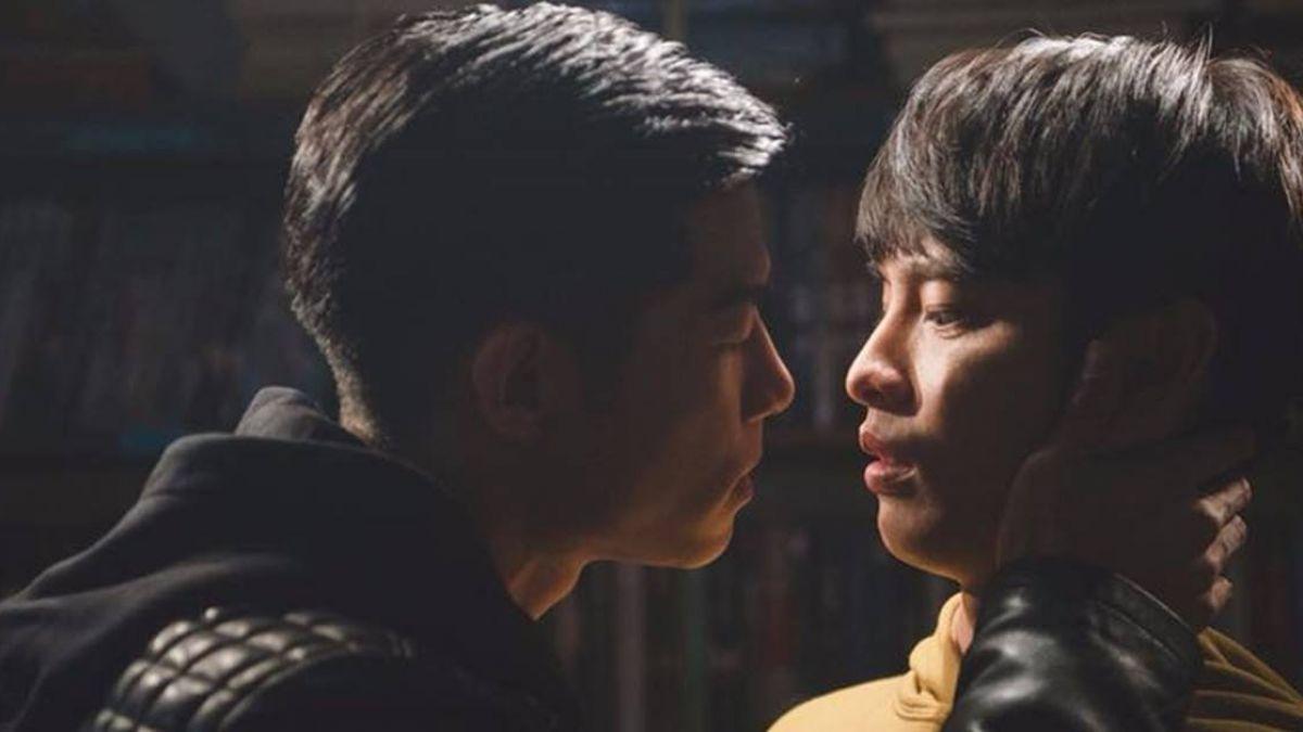 王柏傑放送八塊肌勾曹佑寧 首獻出男男吻