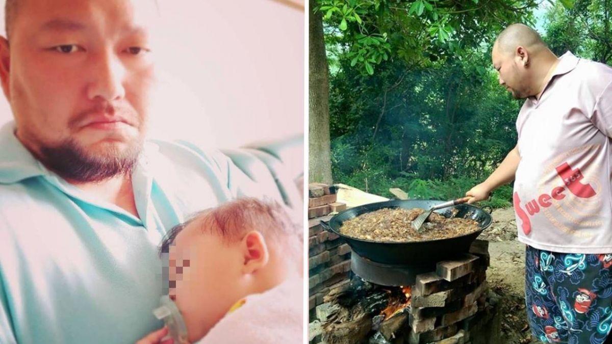 「我還可以工作」!父奮力煮果醬籌愛女醫藥費 拒善心捐款