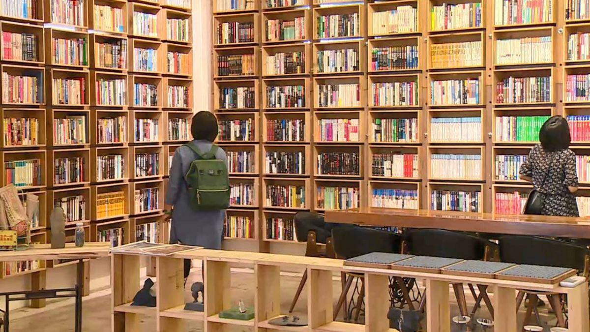 老書店結合旅宿在地美食 開創台南觀光新商機