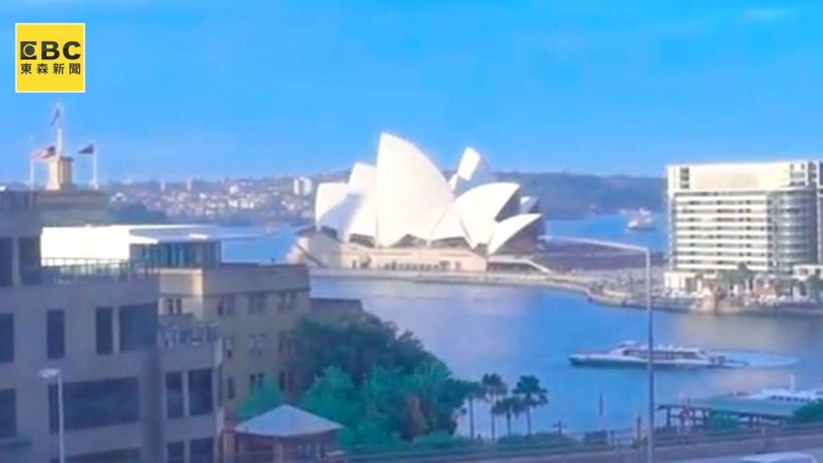 窗簾拉開就是雪梨歌劇院!澳洲5星飯店夢幻爆棚