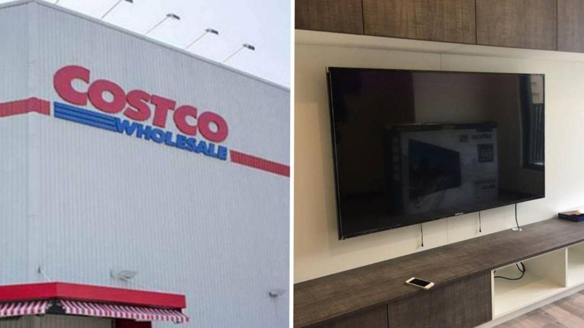 電視買完降價4800!她傻眼詢問店員 好市多做法被讚爆