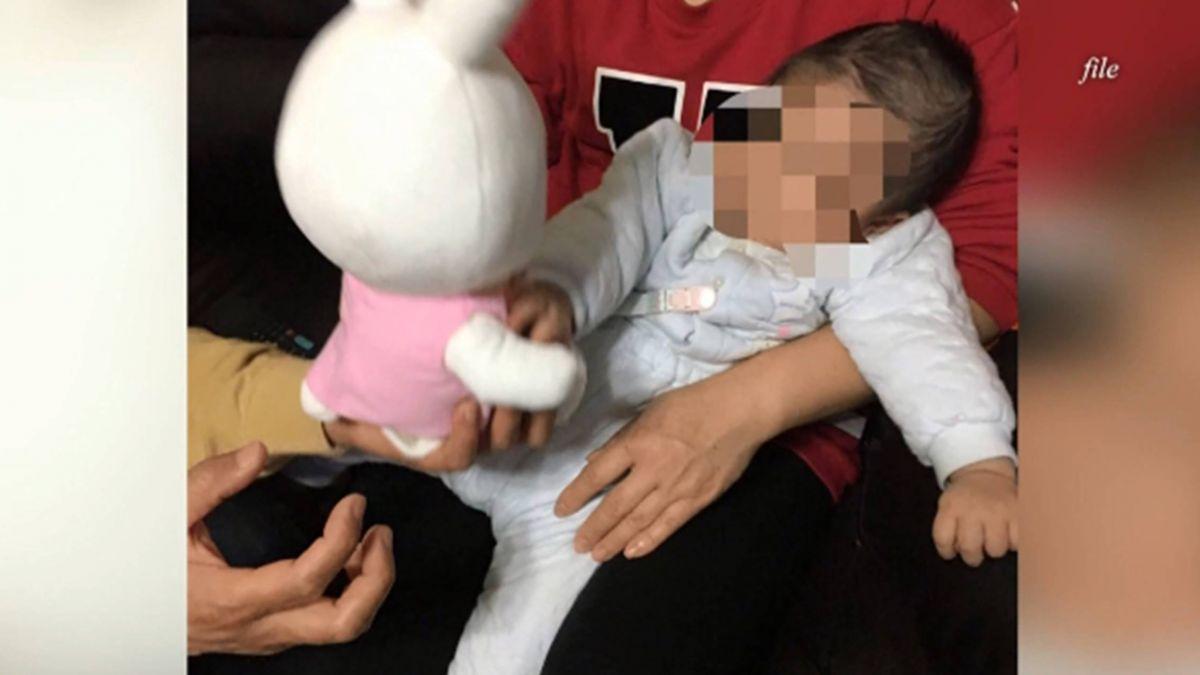 誇張!保母摔9月嬰成殘反要求鑑定 父怒:孩子會演戲嗎?