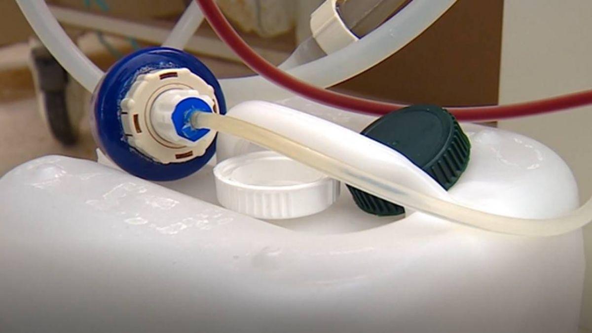 台大洗腎機標示不清「接錯管線」 發言人:已改為防呆裝置