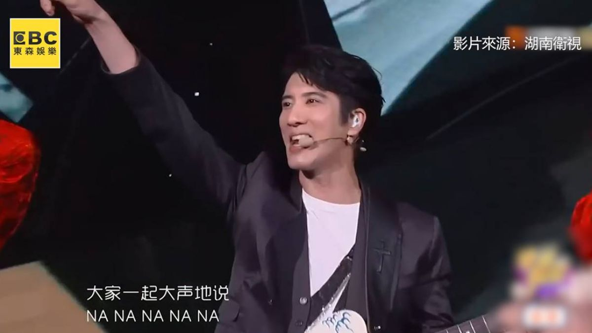 王力宏神級演唱金曲串燒 唱響青春的正能量!