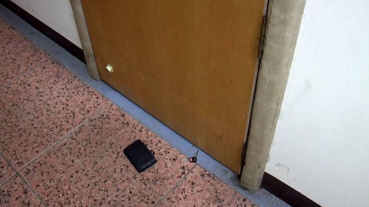 毛!竊賊公園偷包取錢 「女性限定」證件送還家門口