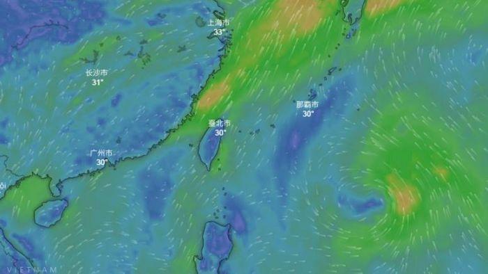 熱帶性低氣壓形成  影響台灣機率低