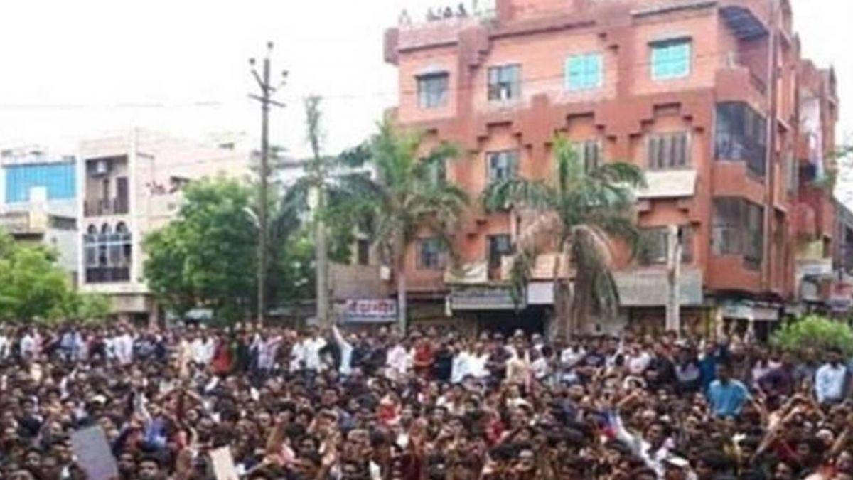 7歲女童遭性侵!數千人抗議訴求處死嫌犯