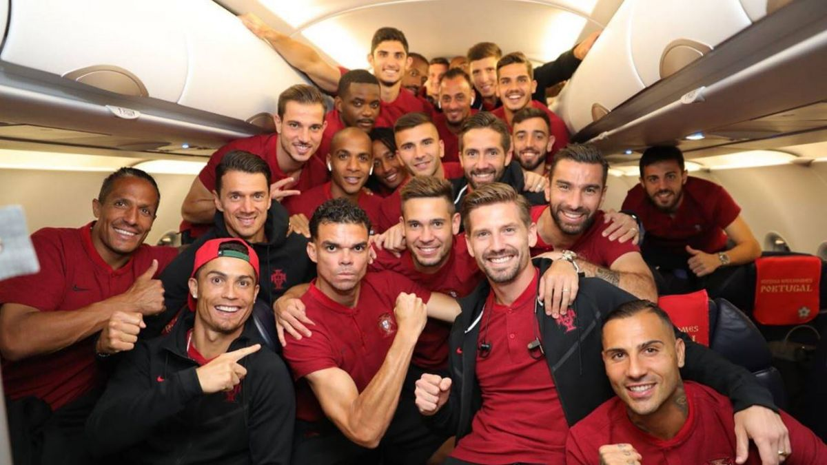 葡萄牙遭淘汰!C羅親自攙扶受傷對手 離場獲全場掌聲