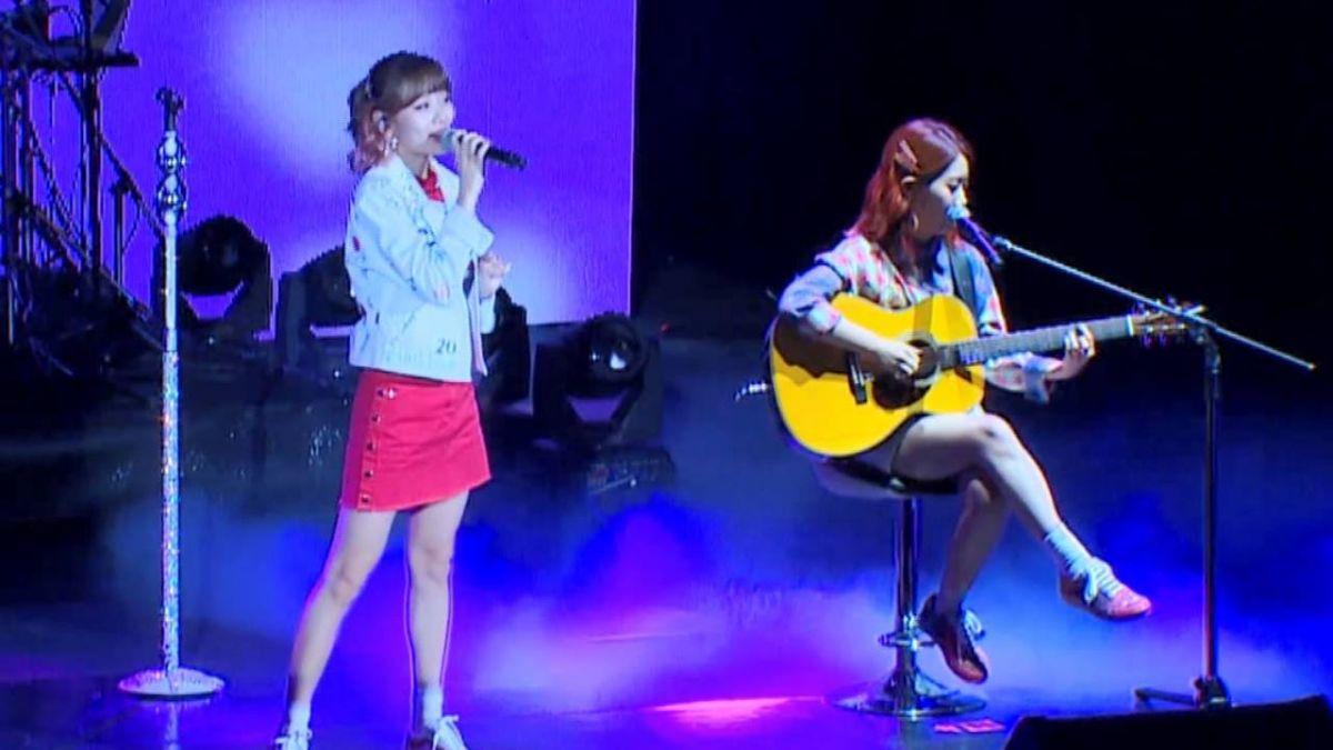 韓女團「臉紅的思春期」二訪台灣!演唱會秀中文回饋粉絲