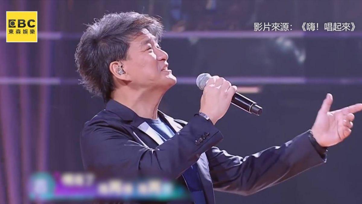 周華健演唱經典金曲《愛相隨》一開口喚起所有熟悉的親切感