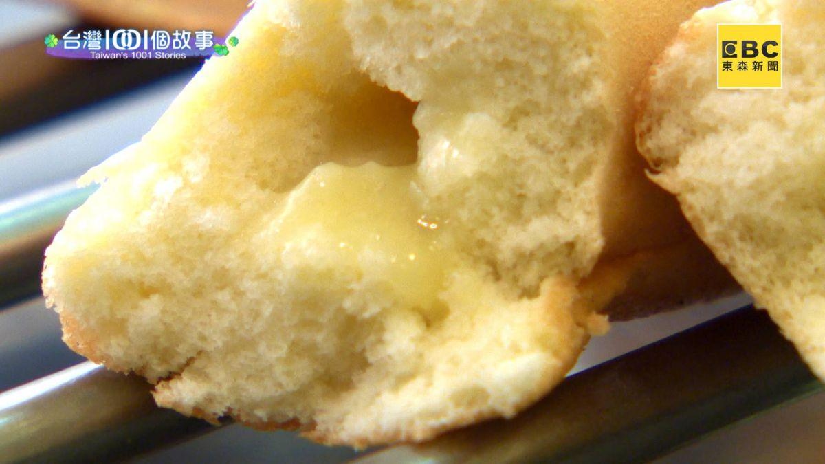 研發台灣味香蕉蛋糕 力挺台灣蕉農