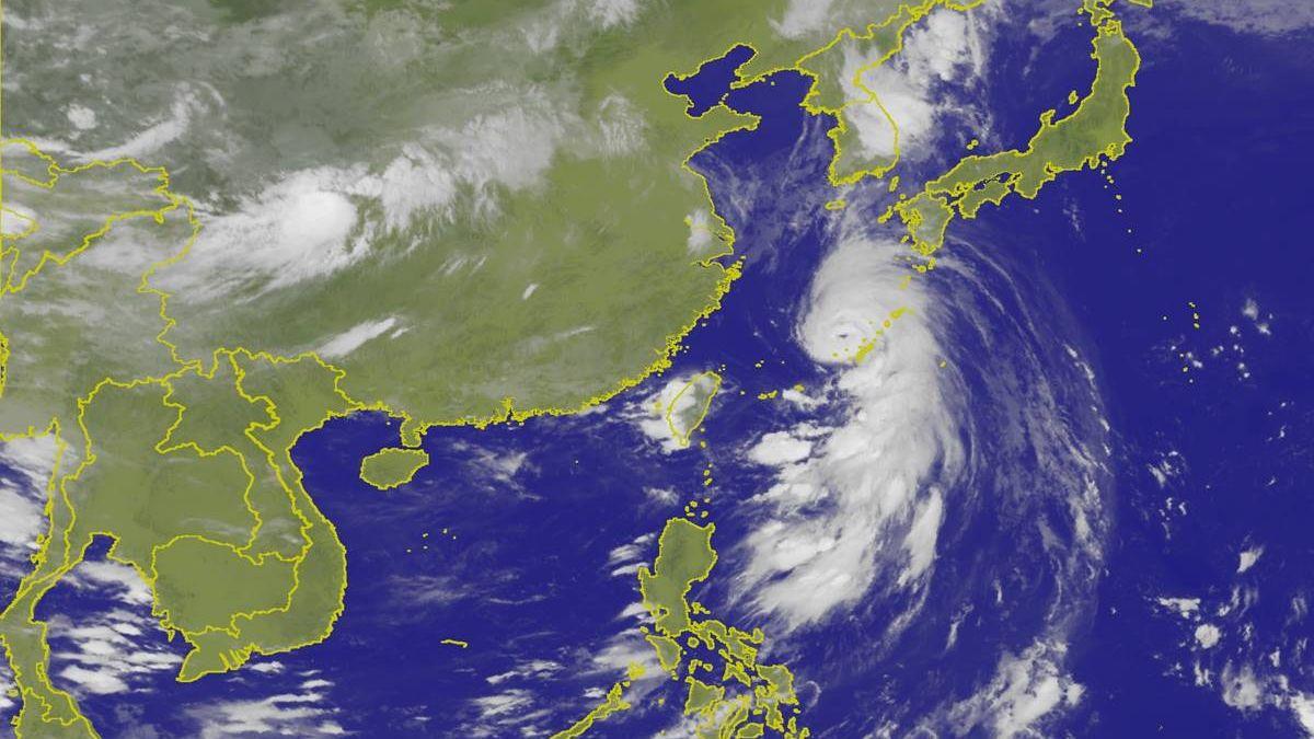 西南風增強  中南部9縣市大雨特報